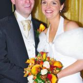 Wedding of Colette Culhane, Moyvane and Brian Denn, Co. Waterford