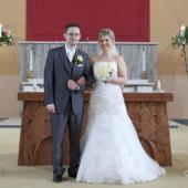 Wedding of Ildiko Lukacsova and Tony O'Hanlon, March 2013
