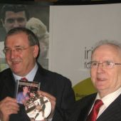 Eoin Hand and Jimmy Magee