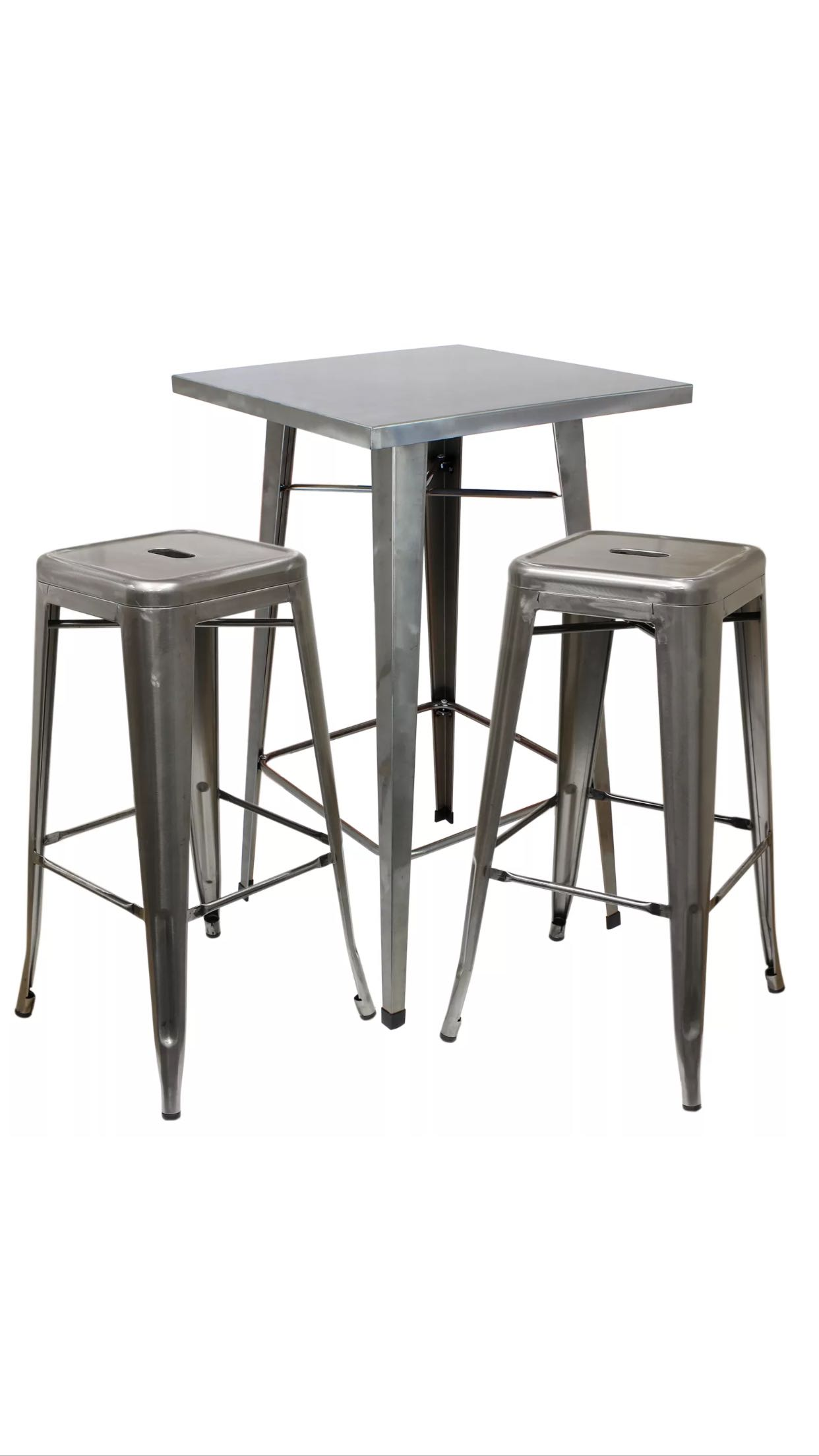Table Bar Industriel Kitchen Bar Stools And Table For Sale In Uk View 83 Ads