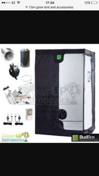 Grow Tent Kit for sale in UK | 109 used Grow Tent Kits