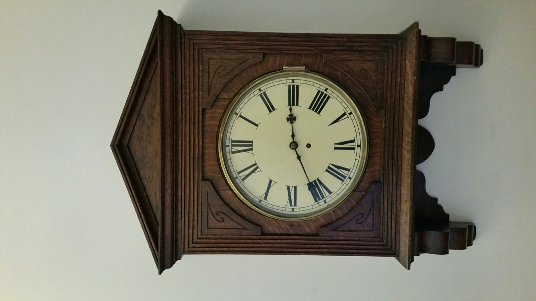Wall Clocks Sales Antique Clock For Sale In Uk 98 Used Antique Clocks
