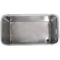 stainless steel bathtub - 28 images - 66 quot dorset ...