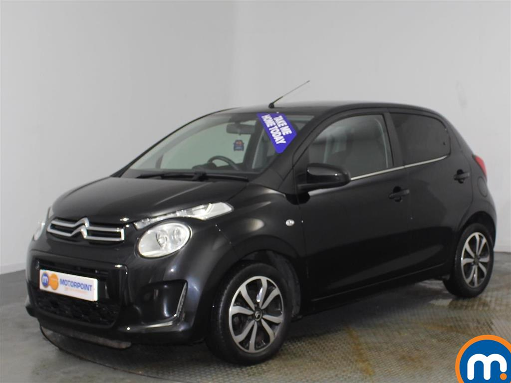Citroen C1 Flair Review Used Or Nearly New Citroen C1 1 2 Puretech Flair 5dr Black