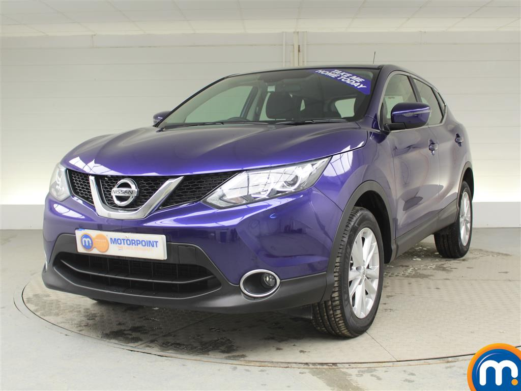 Nissan Qashqai Automatic Diesel Used Nissan Qashqai For Sale Second Hand And Nearly New