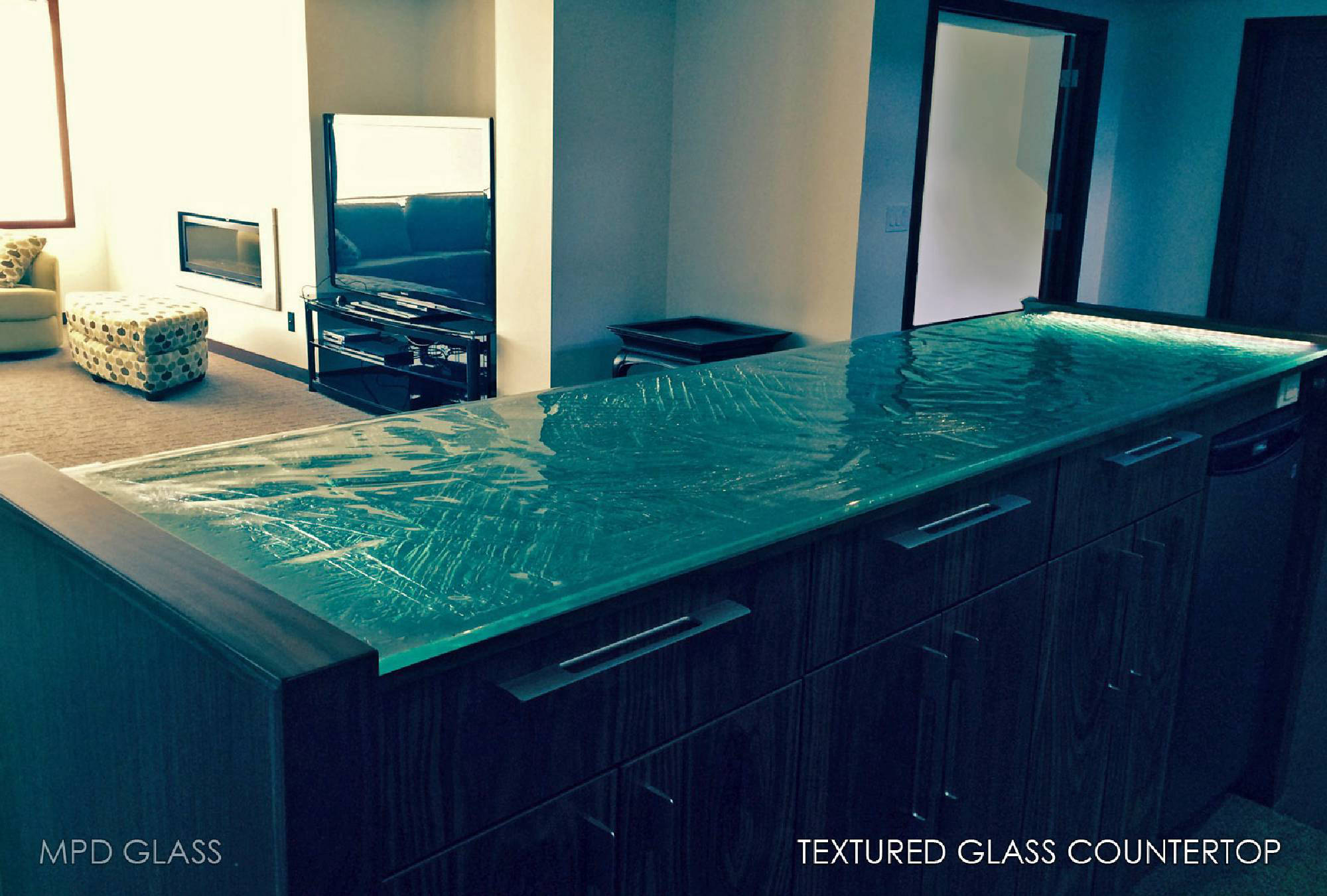 Think Glass Countertops Pictures Of Our Work