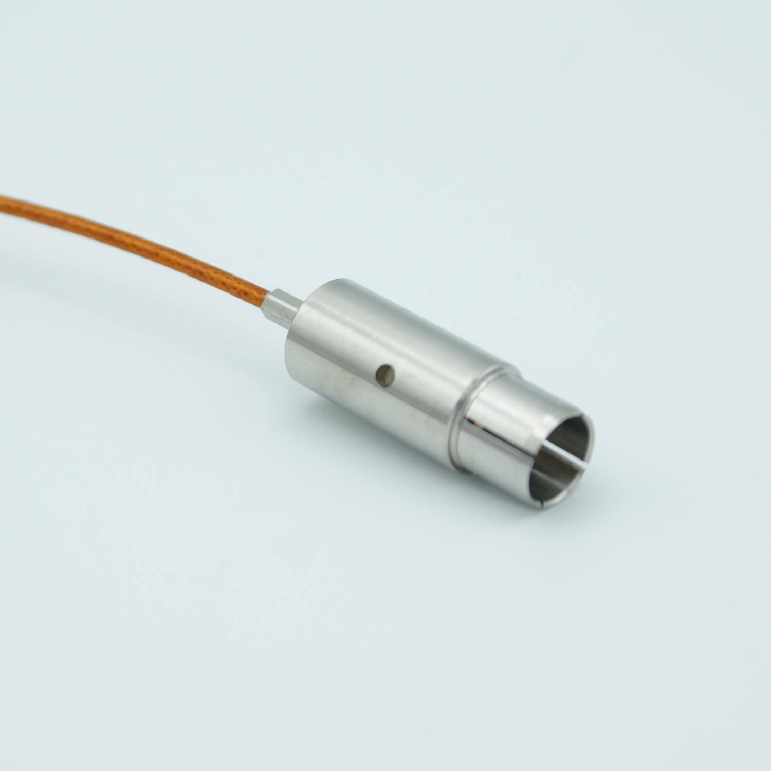 Coaxial Cable Coaxial Cable Assembly In Vacuum Grounded Shield Bnc Connector 50 Ohm Coaxial Cable W Kapton Insulation 39