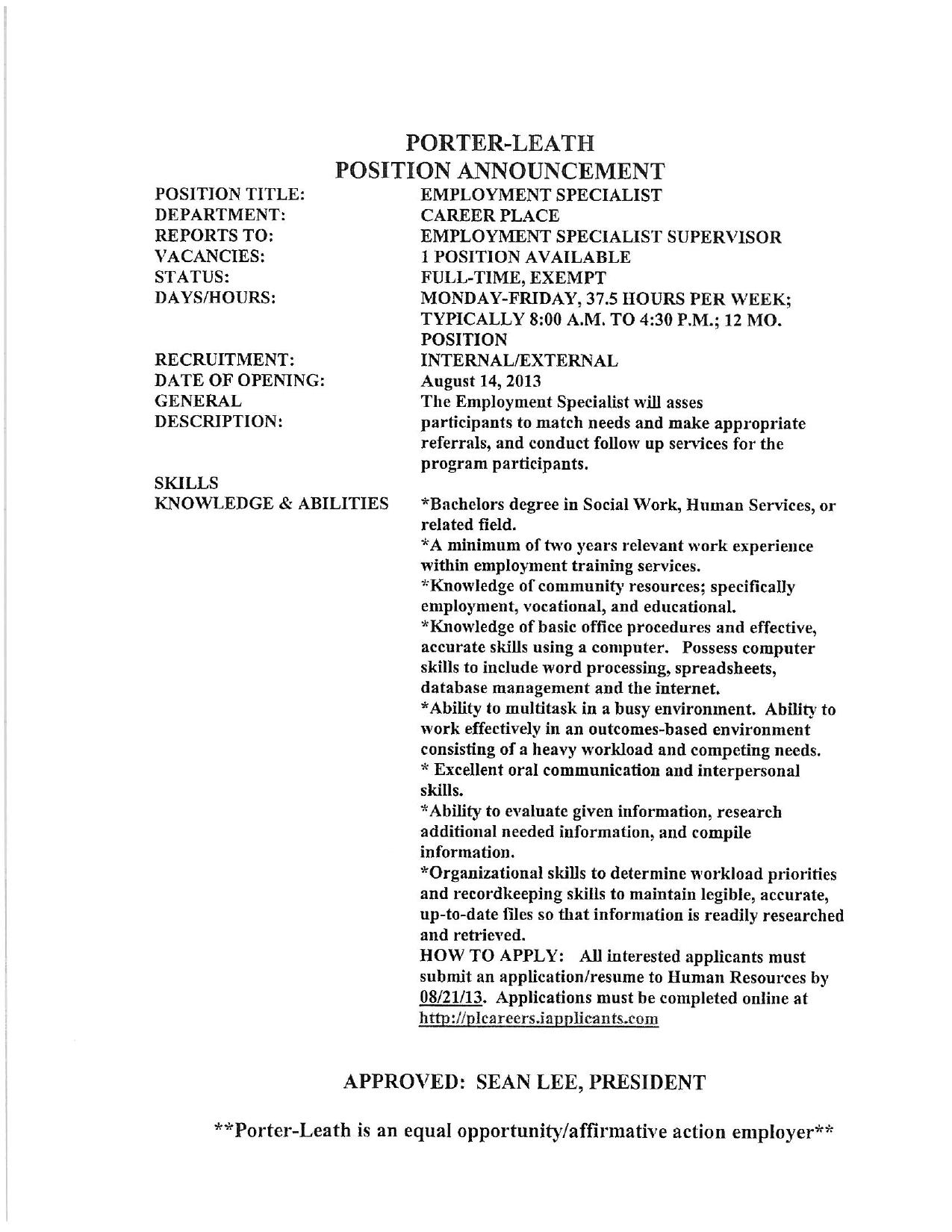porter resume cover letter examples kitchen porter example of ...