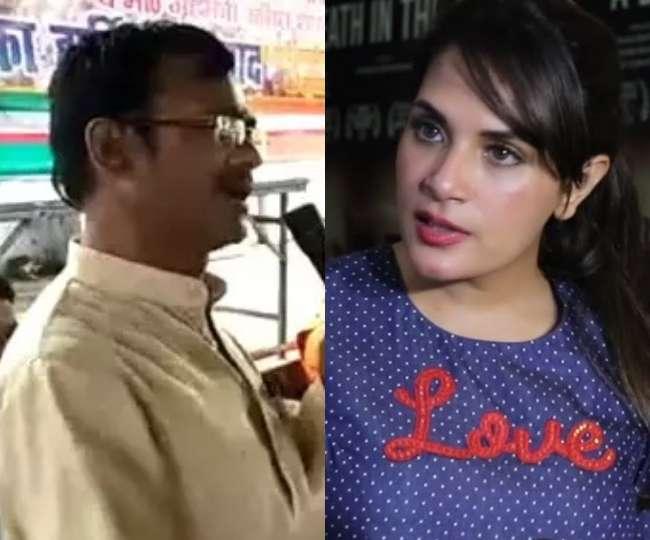 richa-chadha-tweet-against-bjp-vikram-saini