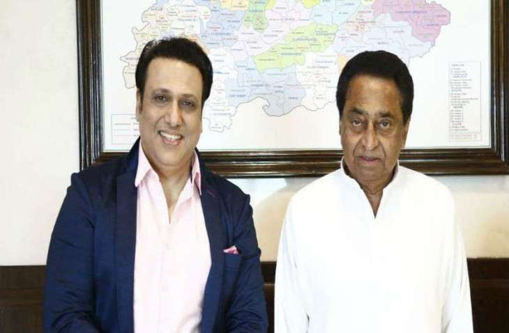 actor-govinda-will-be-brand-ambassador-of-madhya-pradesh-mplive