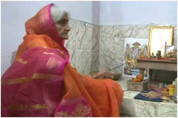 jabalpur-woman-fasting-for-to-build-ram-temple-in-ayodhya-mplive
