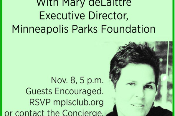"Register for the ""World Tour of Parks"" hosted by the Minneapolis Club"