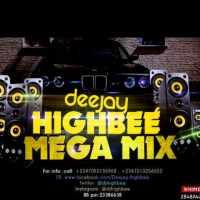 DJ HIGHBEE (@djhighbee) - MEGA MIX VOL. III : Mixtape