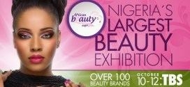 #EVENT: Nigeria's Largest Beauty Exhibition – October 10-12 [TBS, Lagos State]