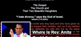 Oyakhilomes Divorce Cause Division Amongst Christ Embassy Members