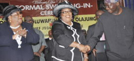 Sister to Former Chief Judge of Lagos State is Sworn in as New Chief Judge