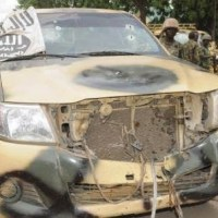 The Nigerian military Releases Photos from Its Recent Battle in Konduga