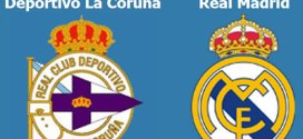 Deportivo 2-8 Real Madrid [La Liga] Highlights : Video [dl]