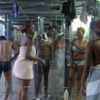 #BBAHotShots Day 10 Shower Hour with Macky2, Ellah, Trezagah, Butterphly & M'am Bea : Video [dl]