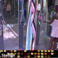 #BBAHotshots' Day 8 Shower Hour with Sheillah & Ellah : Video [dl]