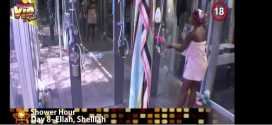 #BBAHotShots: Shower Hour With Sabina, Butterphly, Esther & Goitse : Video [dl]