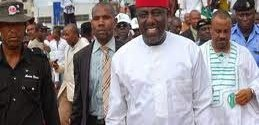 Rochas Okorocha moves for Imo State APC Governorship Ticket after Loosing Presidential Primaries