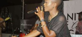Check out Eva Alordiah's edgy clean shaved look