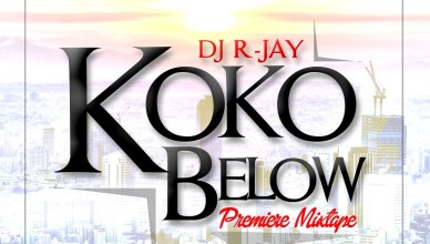 dj rjay - KOKO Below Premiere Art
