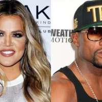 Gold Digging?? Reality star, Khloe Kardashian wants Floyd Mayweather in her Bed