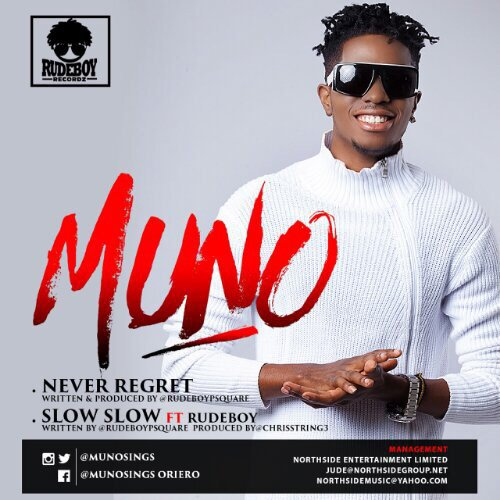 Download MP3: Muno – Never Regret | Slow Slow ft. Paul Okoye|[@munosings]