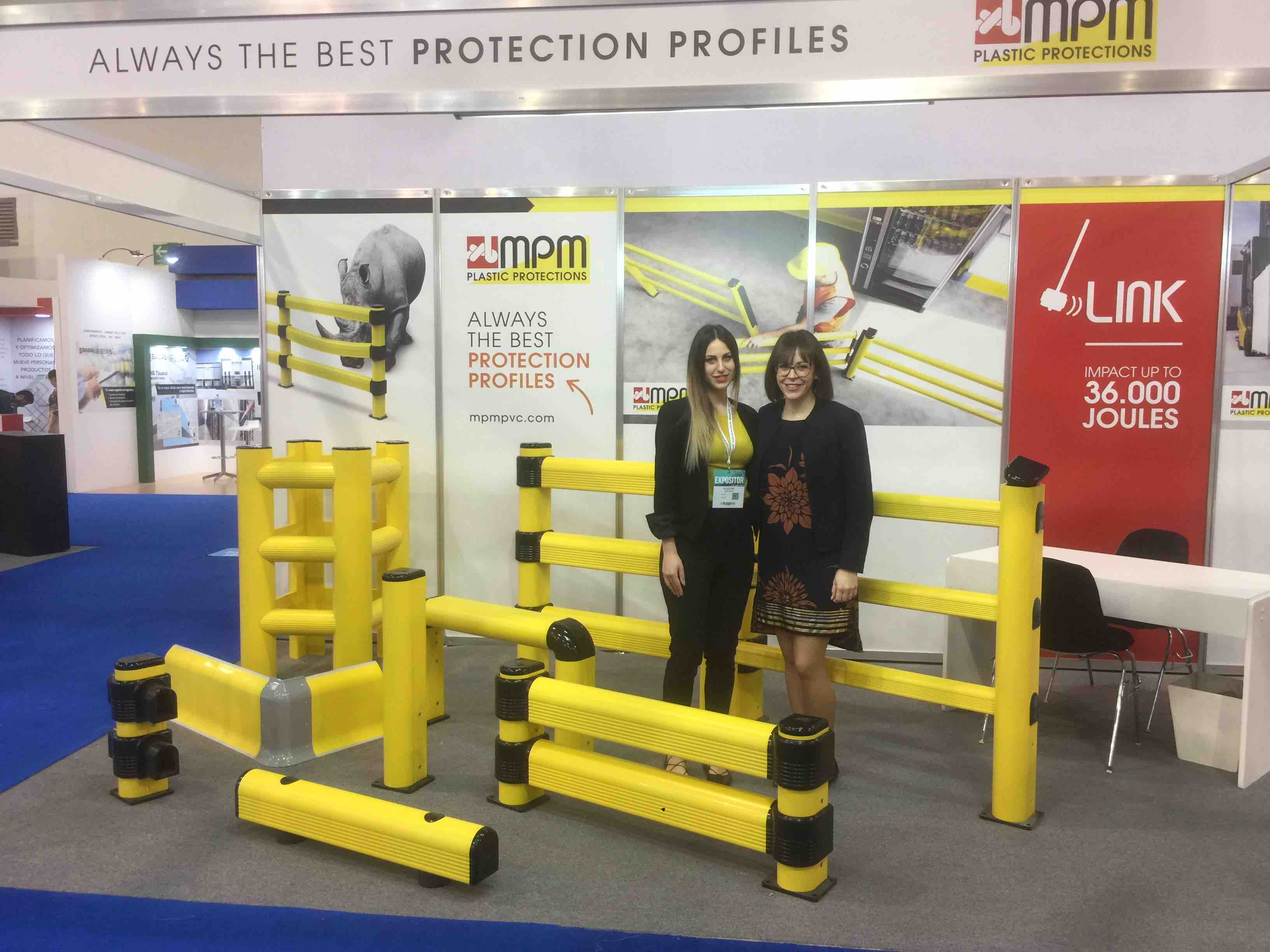 Salon Intralogistics À Mexico Mpm