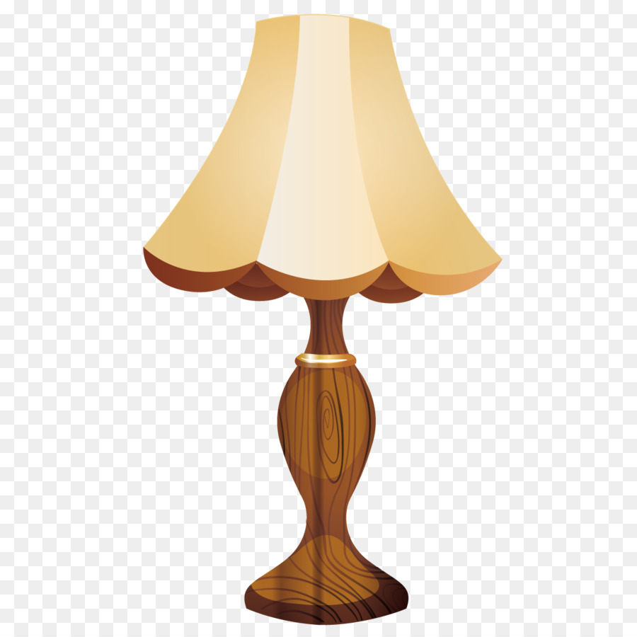Glass Lamp Vector Table Lampshade Lampe De Bureau Vector Wooden Table Lamp