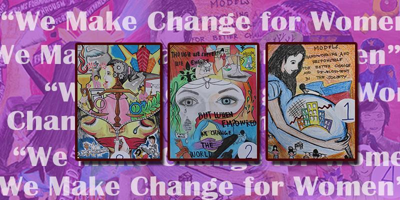MPSPC - MPSPC NATIONAL WOMEN\u0027S MONTH - Criminology stude tops Slogan