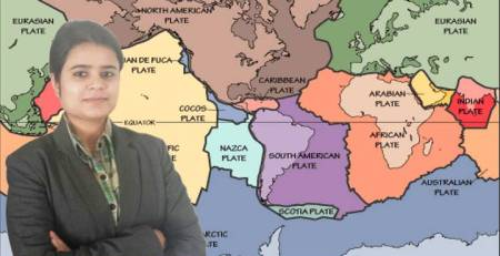 Geography Plate Tectonics theory