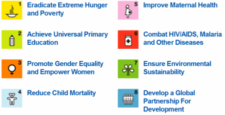 Millenium Development goals MDG