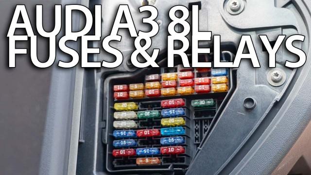 Audi A3/S3/RS3 tips  tricks - mr-fixinfo
