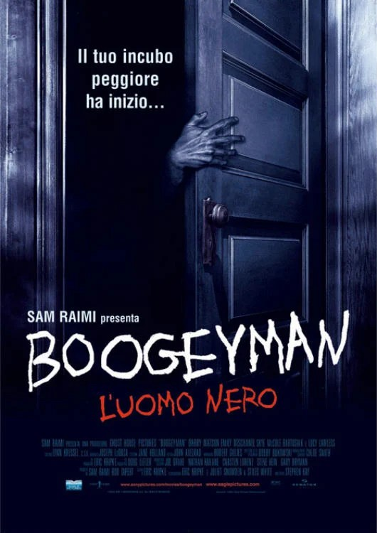 Amazon Prime Usa Boogeyman - L'uomo Nero - Film (2005)