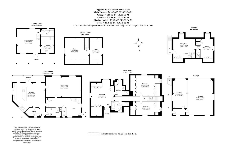 3 Bedroom Property For Sale In Bullington Lane Sutton
