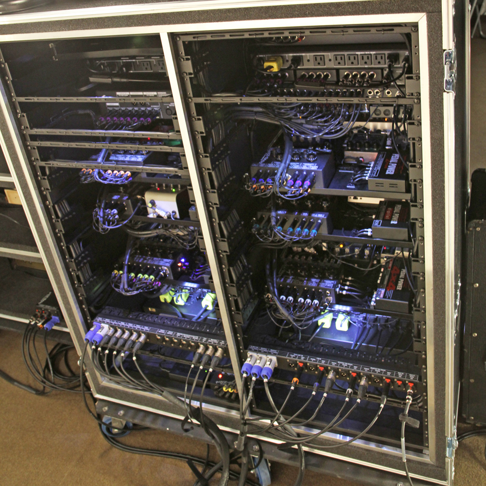 Rack System Nice Rack Canada | Infinity Rack System | Rjm Music