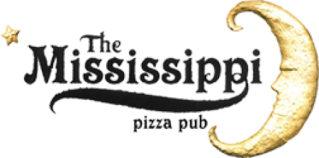 Mississippi Pizza Logo