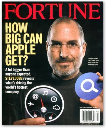 Iphone 5 Wallpaper Apple Iphone Savior The Epic Steve Jobs Magazine Cover Collection
