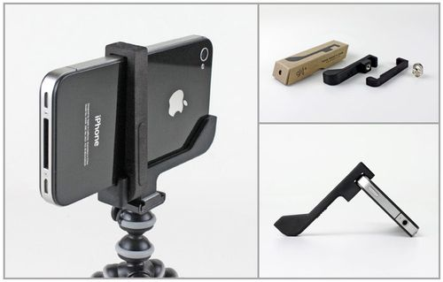 Iphone Savior The Only Iphone Tripod Mount You39ll Ever Need