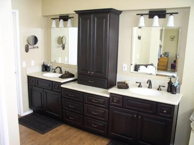 Bathroom Vanity Tower Bathroom Remodeling Projects In San Diego, Los Angeles
