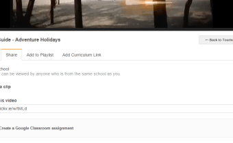 Clickview gets Google Classroom Integration
