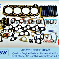 Nissan YVRS head gasket kit + Bolts