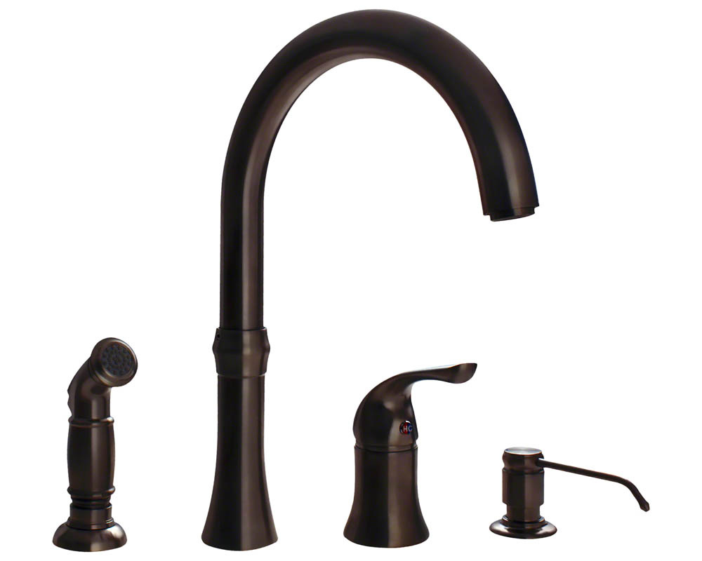oil rubbed bronze kitchen faucets bronze kitchen faucets Oil Rubbed Bronze Kitchen Faucets