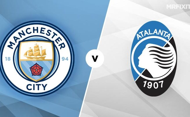 Manchester City Vs Atalanta Betting Tips And Predictions Mrfixitstips