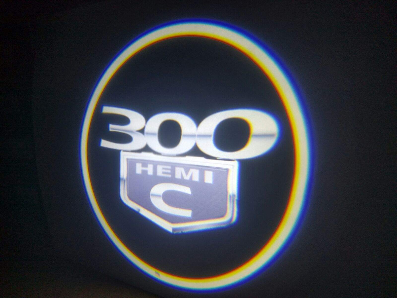 Light Projector 300 Hemi C Led Door Projector Courtesy Puddle Logo Light