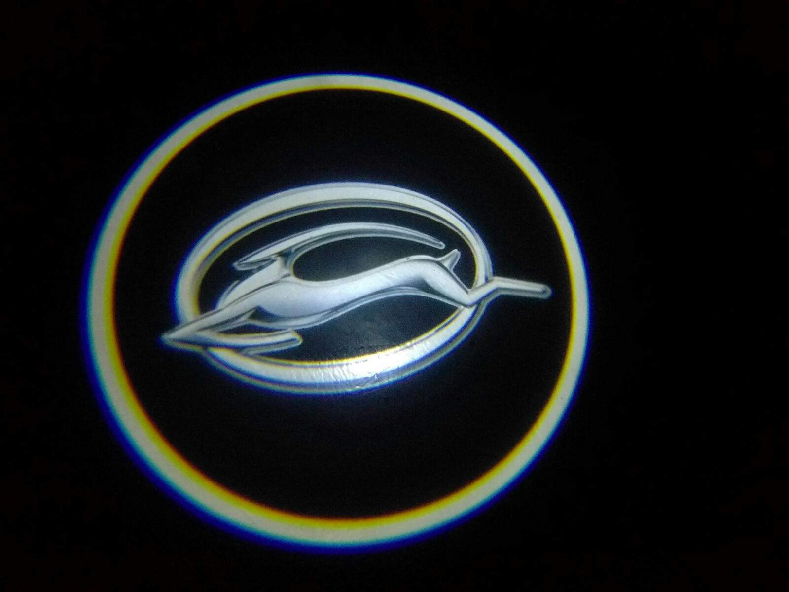 Light Projector Chevy Impala Door Projector Courtesy Puddle Logo Light