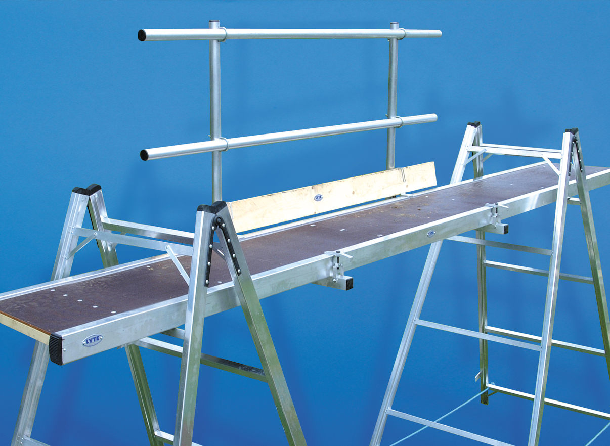 Aluminium Trestles 1 8m Aluminium Trestle Ladders And Towers From Who Else But Mr